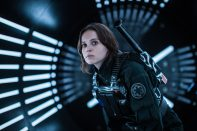 Rogue One: Una Historia de Star Wars - Felicity Jones es Jyn Erso