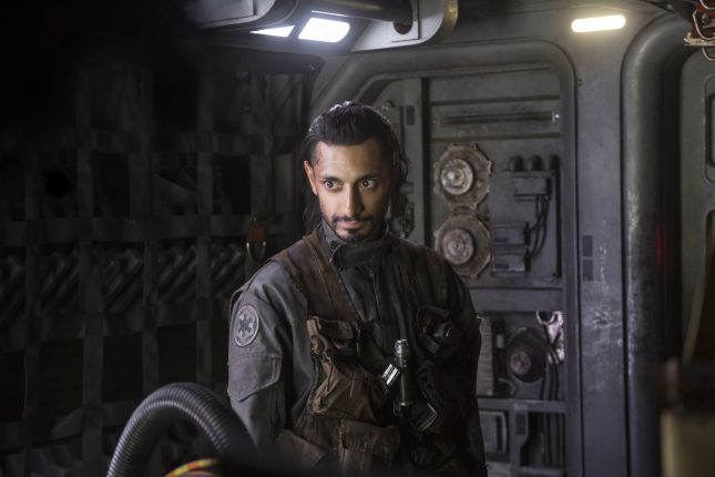 Rogue One: Una Historia de Star Wars - Riz Ahmed como Bodhi Rook