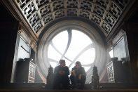 Doctor Strange: Benedict Cumberbatch y Scott Derrickson