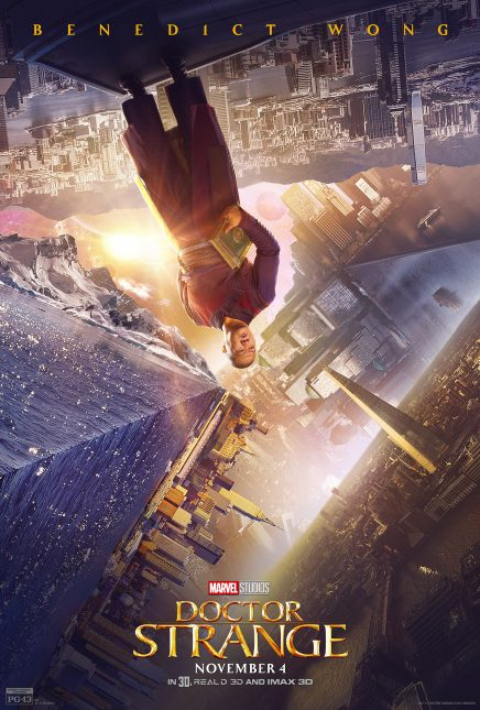 Doctor Strange: El famoso póster de Benedict Wong