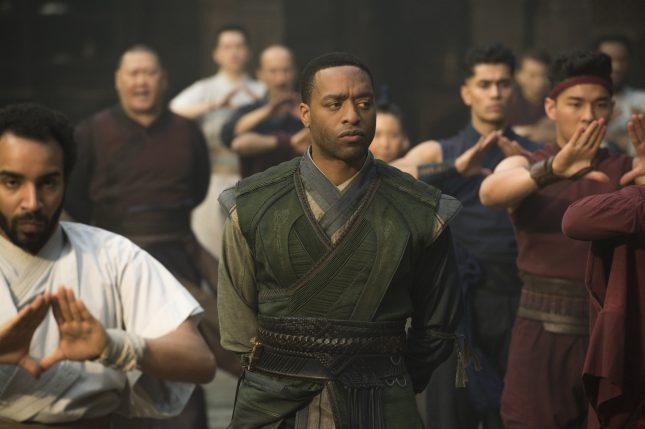 Doctor Strange: Chiwetel Ejiofor