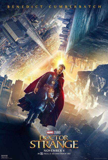 Doctor Strange: El famoso póster