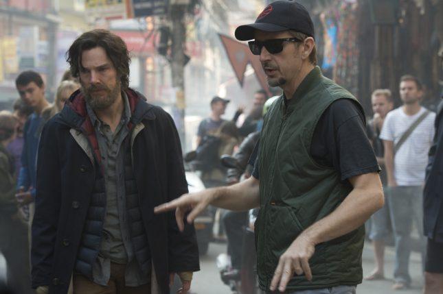 Doctor Strange: Scott Derrickson y Benedict Cumberbatch