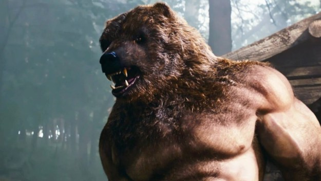 the guardians hombre oso