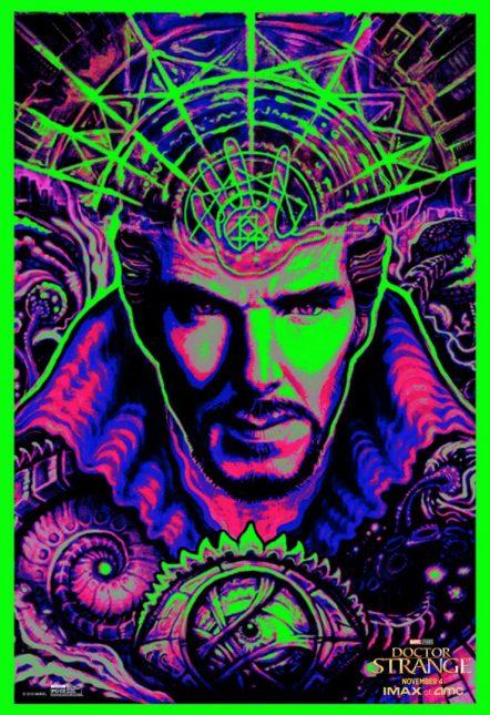 Doctor Strange: El póster extraño