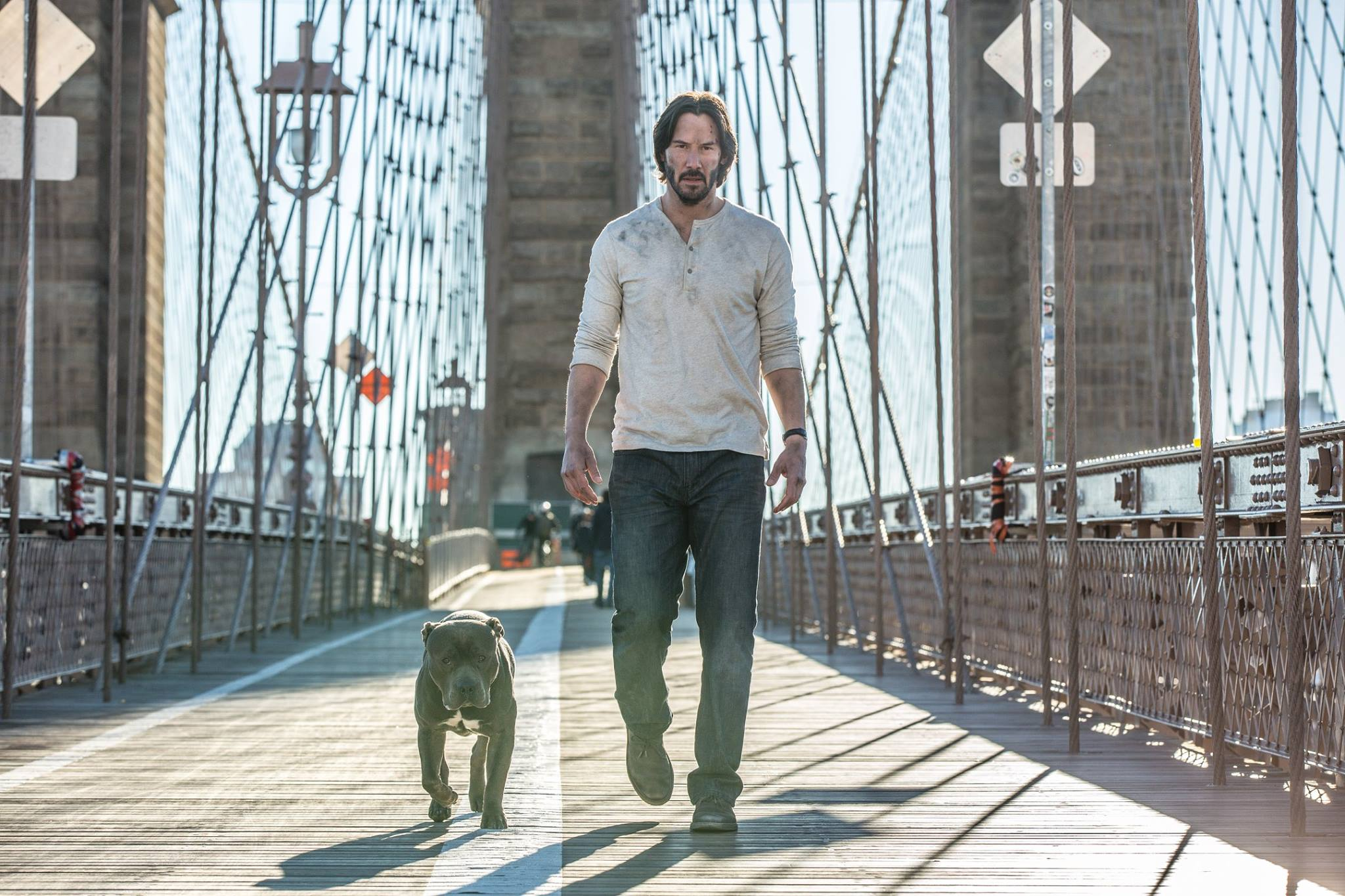 john wick chapter 2 perro keanu reeves