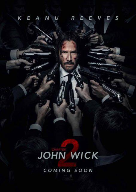 poster john wick 2