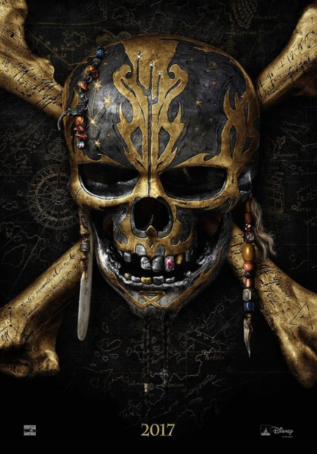 poster piratas del caribe 5 dead men tell no tales