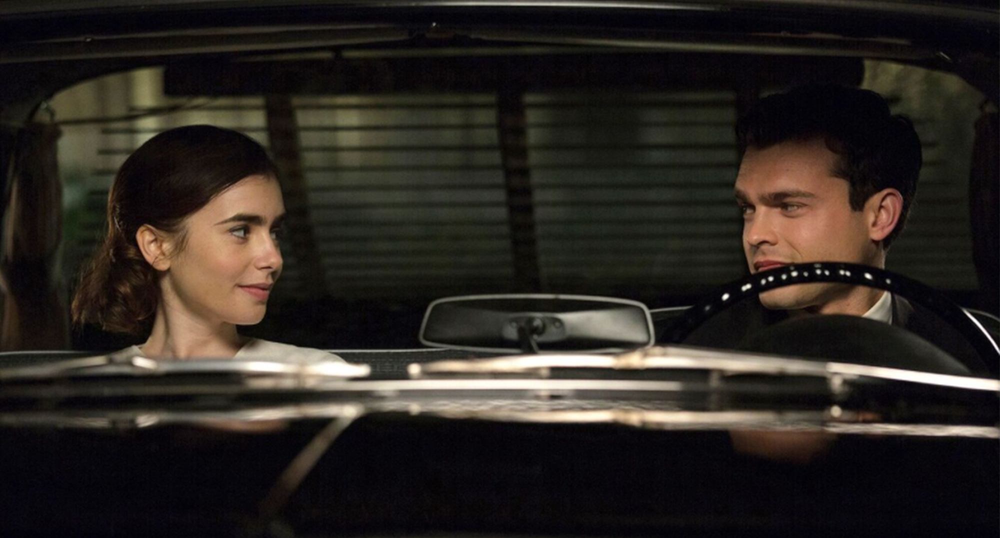 alden ehrenreich rules dont apply lily collins