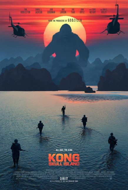 poster kong isla calavera