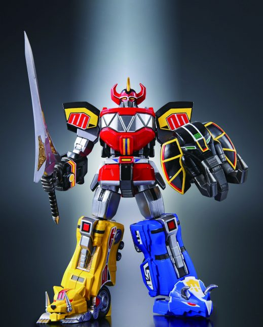 power rangers megazord original