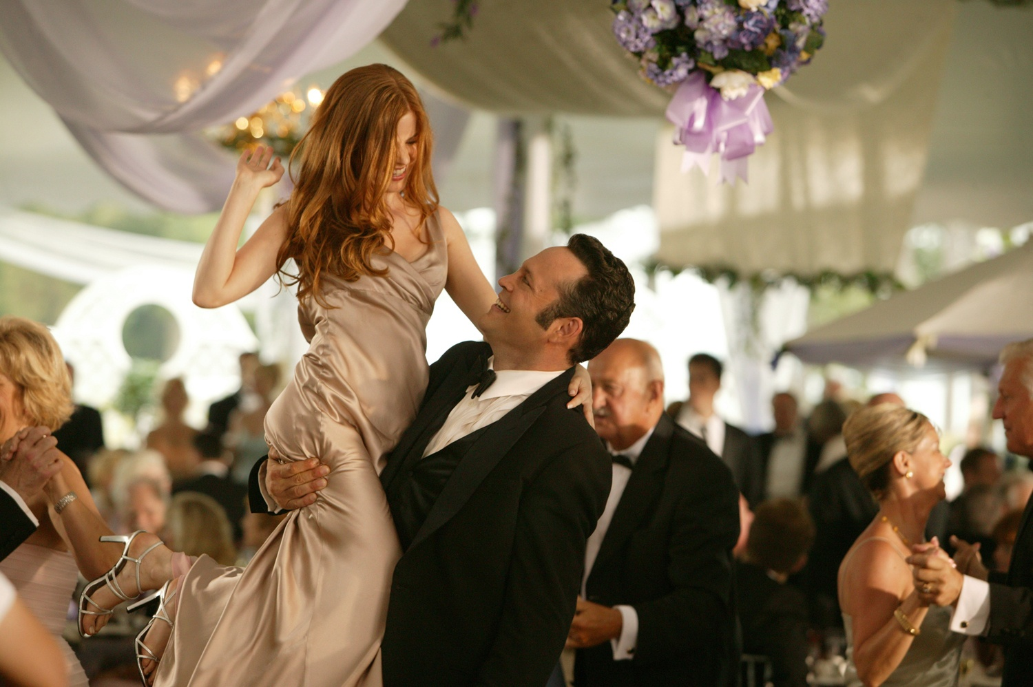 wedding crashers isla fisher vince vaughn