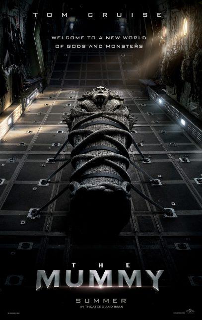 poster la momia