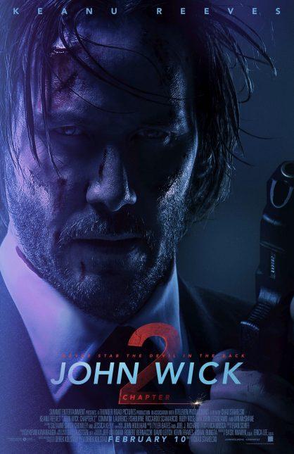 poster john wick chapter 2
