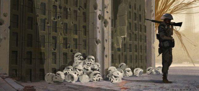 Rogue One: Arte Conceptual