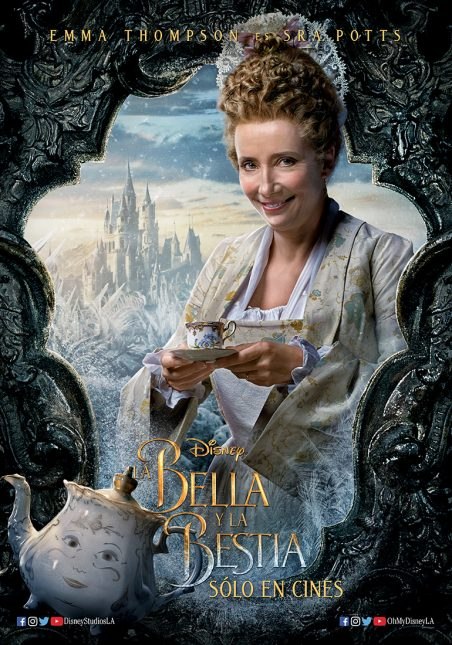 bella y la bestia emma thompson