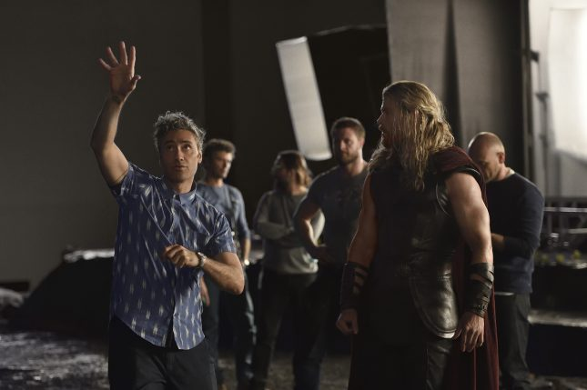 taika waititi thor ragnarok chris hemsworth