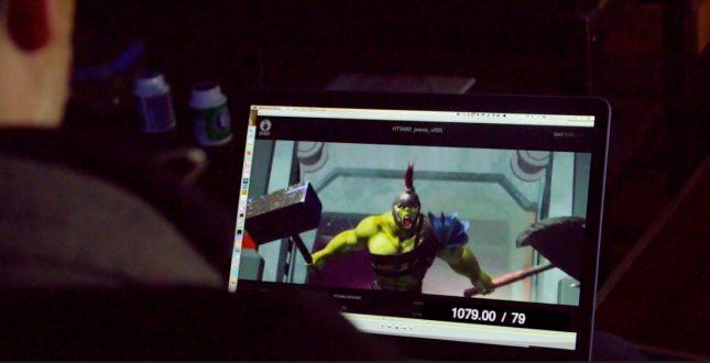 animatico hulk thor ragnarok