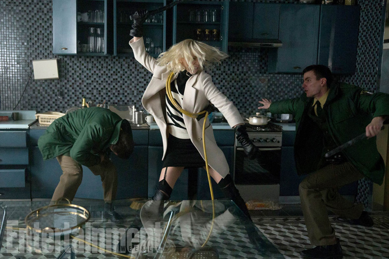 atomica atomic blonde charlize theron