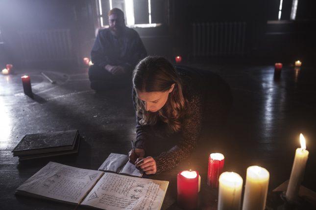 a dark song ritual