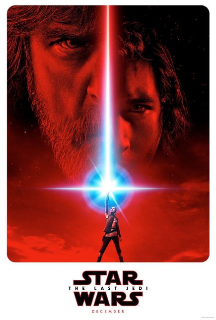 star wars ultimos jedi poster