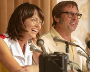 steve carell emma stone battle of the sexes