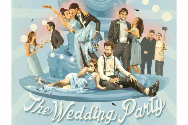 wedding party 2017 movie