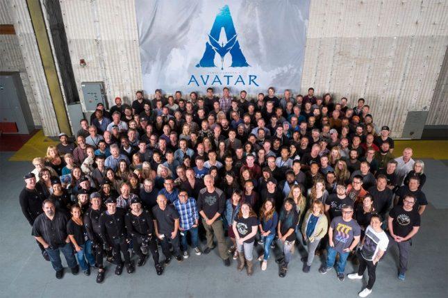 avatar crew
