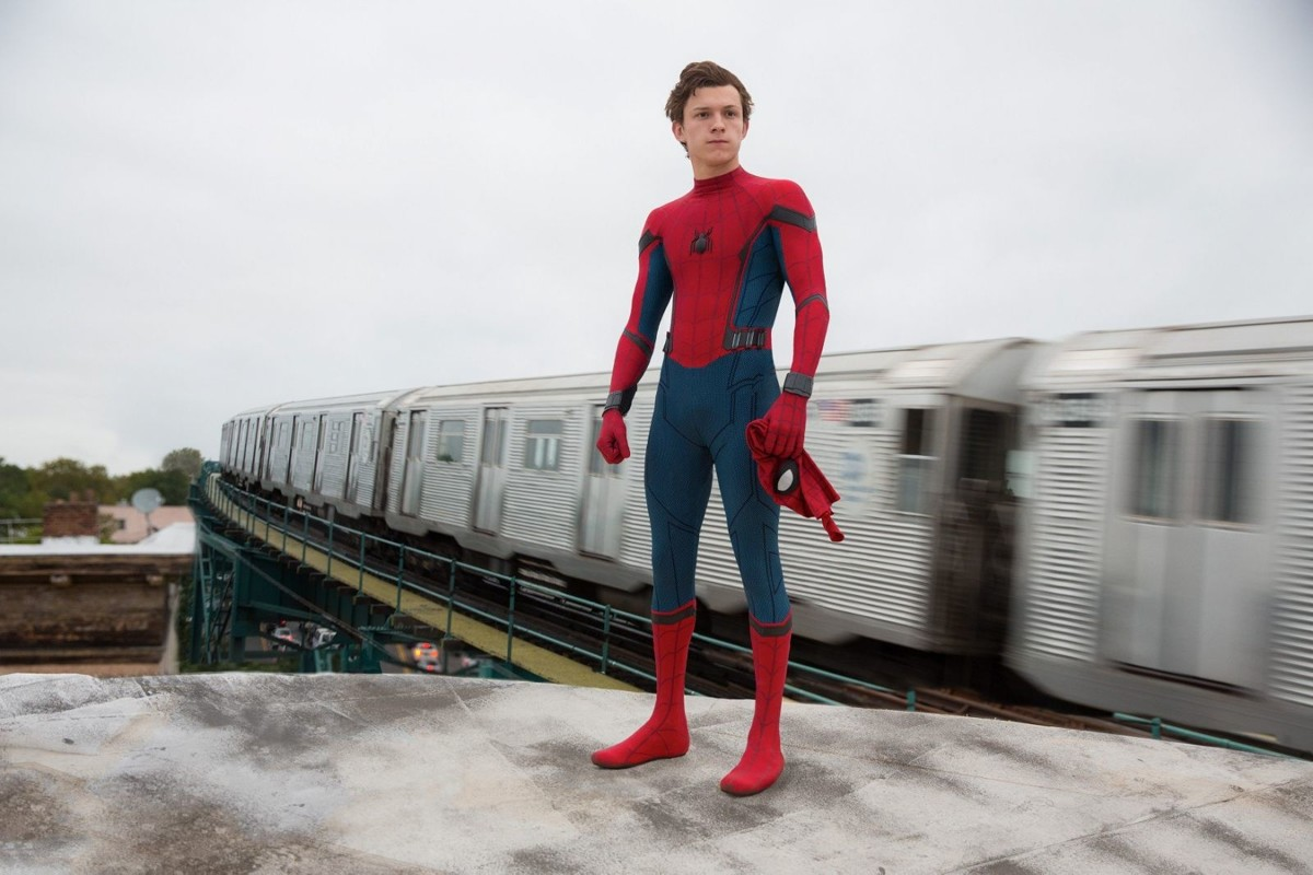 spider-man de regreso a casa