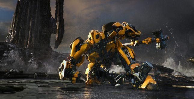 Transformers El Ultimo Caballero