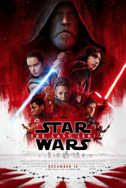 poster star wars ultimos jedi