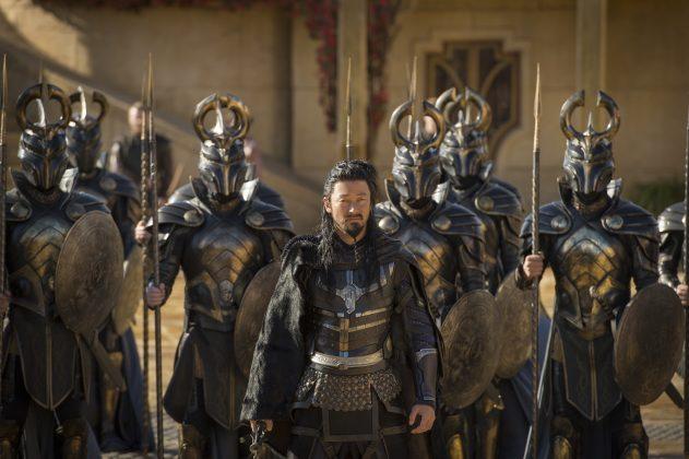 thor ragnarok images tadanobu asano 631x420 - Galería de Imágenes de Thor: Ragnarok