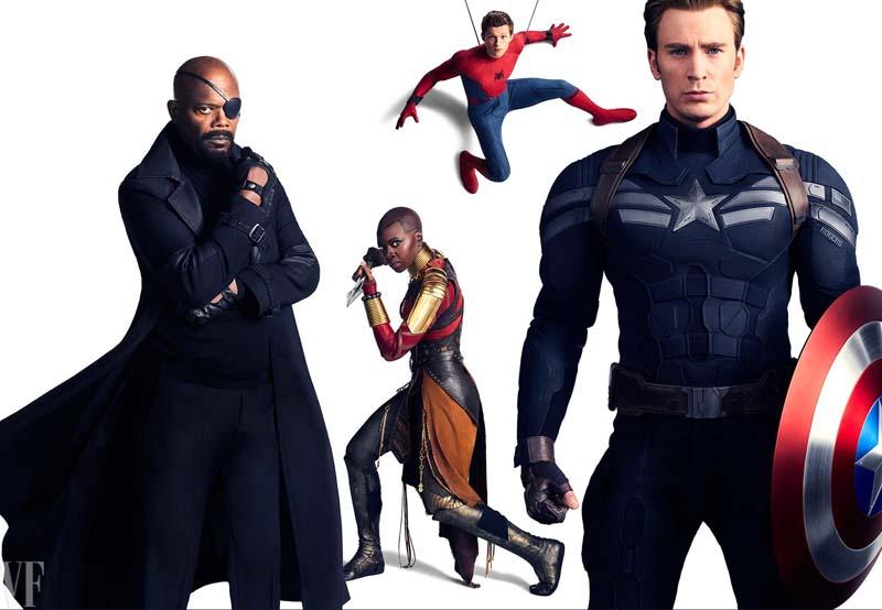 avengersvanityfair005 - Teaser Trailer de Avengers: Infinity War con todo y Poster