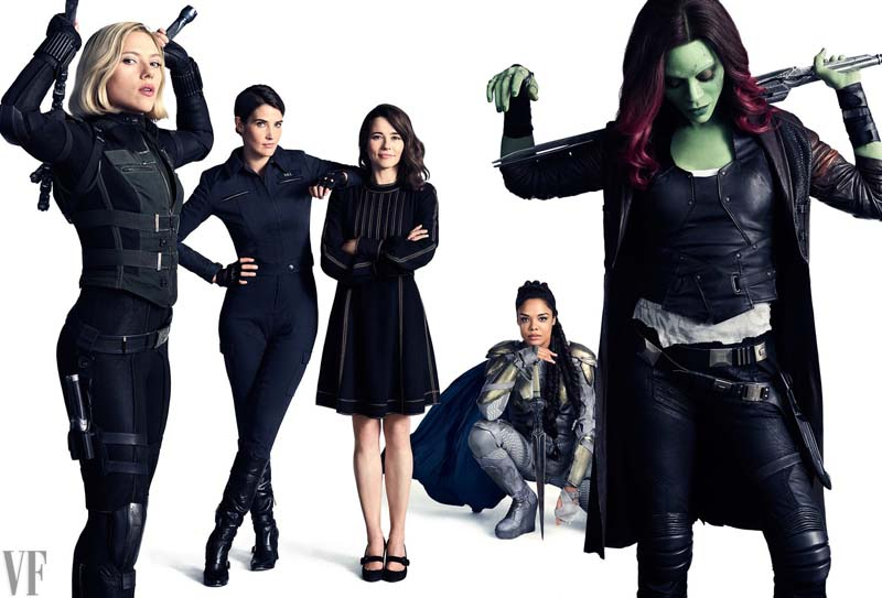 avengersvanityfair009 - Teaser Trailer de Avengers: Infinity War con todo y Poster