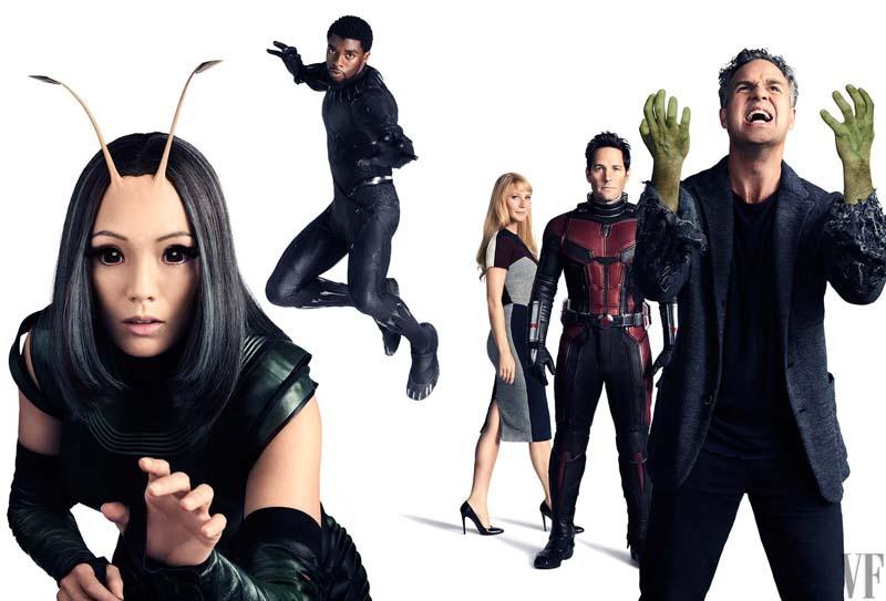 avengersvanityfair010 - Teaser Trailer de Avengers: Infinity War con todo y Poster