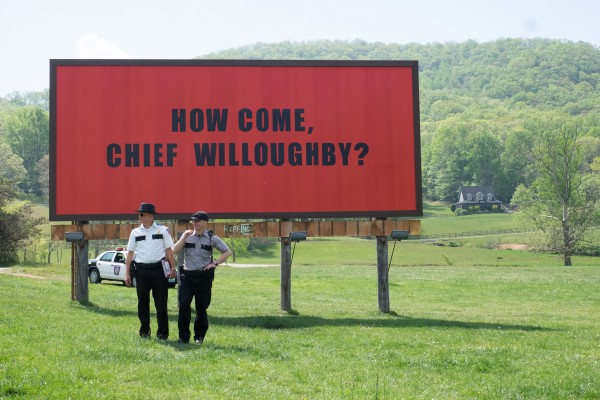 three billboards outside ebbing missouri movie image 600x400 - Salen Nuevas Imágenes de Three Billboards Outside Ebbing, Missouri
