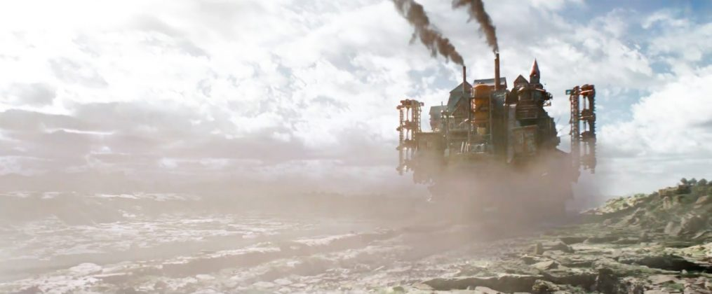 mortal engines movie image 1 1015x420 - Teaser de Máquinas Mortales: La Nueva Épica de Peter Jackson
