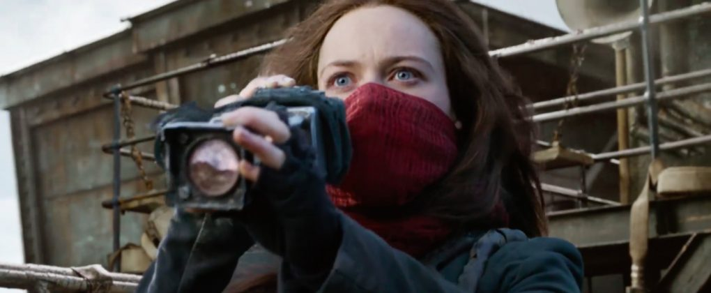 mortal engines movie image 2 1020x420 - Teaser de Máquinas Mortales: La Nueva Épica de Peter Jackson
