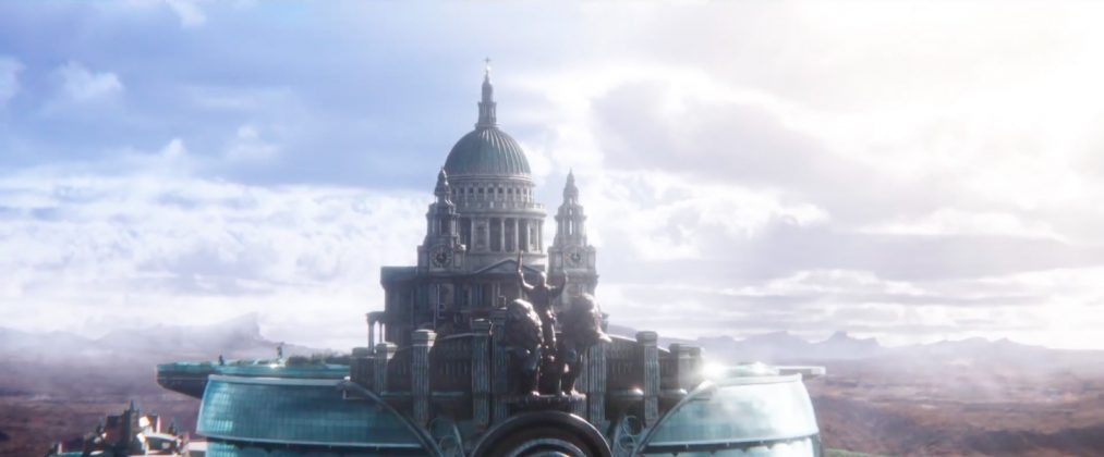 mortal engines movie image 4 1013x420 - Teaser de Máquinas Mortales: La Nueva Épica de Peter Jackson