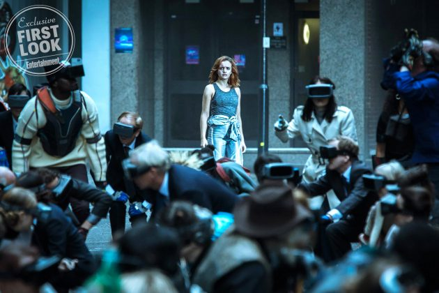 ready player one olivia cooke 630x420 - Nuevas Imágenes de Ready Player One