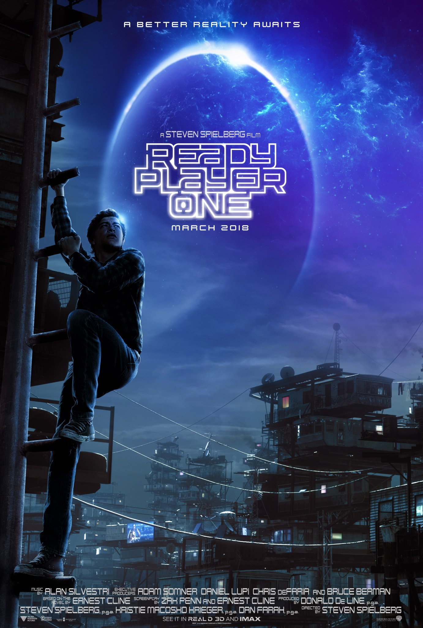 ready player one poster - Trailer Oficial de Ready Player One