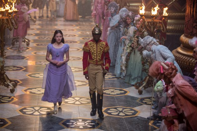 the nutcracker and the four realms 630x420 - Trailer Oficial de The Nutcracker and the Four Realms de Disney