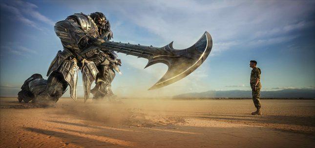 transformersmegatron 645x304 - Blu-ray de Transformers: El Último Caballero – La Reseña Cinergetica
