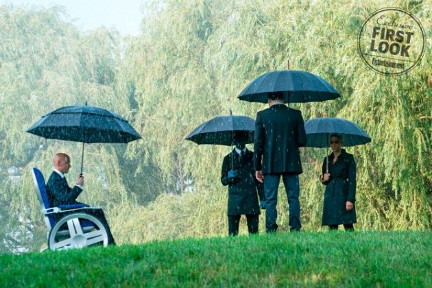 x men dark phoenix james mcavoy funeral 630x420 - Primer Vistazo a X-Men: Dark Phoenix