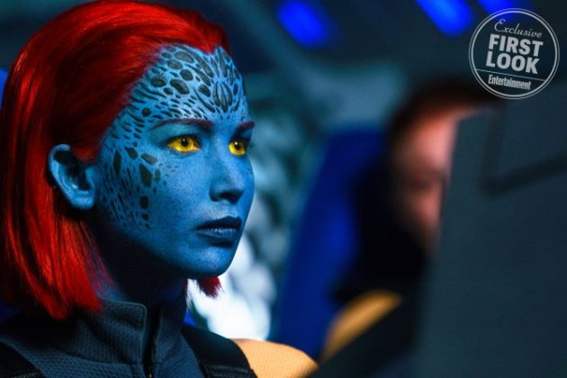 x men dark phoenix jennifer lawrence 630x420 - Primer Vistazo a X-Men: Dark Phoenix