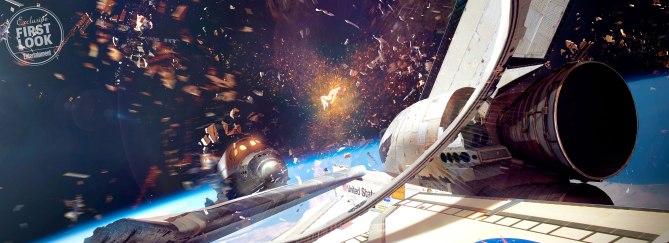 x men dark phoenix space - Primer Vistazo a X-Men: Dark Phoenix