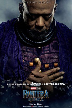 MRLND 007D G SPA AR 147x220 6 281x420 - Los Personajes de Pantera Negra