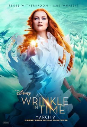 a wrinkle in time 1 288x420 - Detrás de Cámaras de A Wrinkle in Time