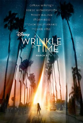 a wrinkle in time 11 284x420 - Detrás de Cámaras de A Wrinkle in Time