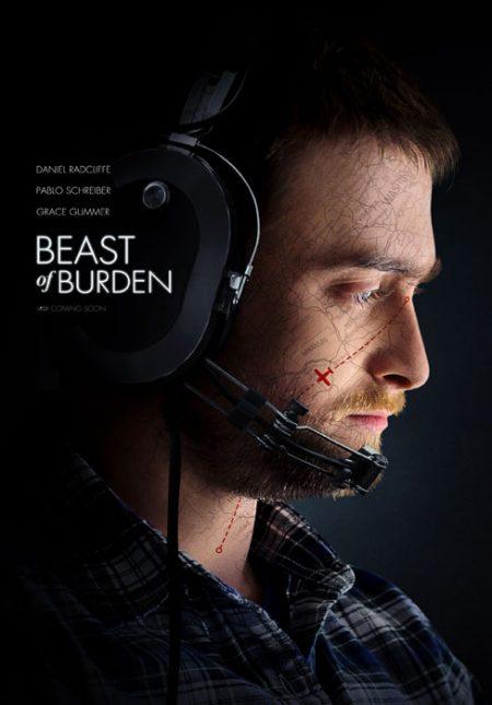 beast of burden poster 450x645 - Trailer de Beast of Burden con Daniel Radcliffe